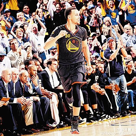 NBA球衣首次出现中文 勇士开先河羊年交好运 图