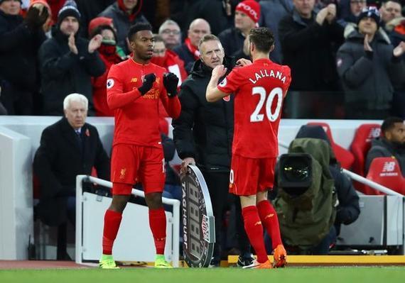 利物浦拒放斯图里偶归队 克洛普用他当救水队员