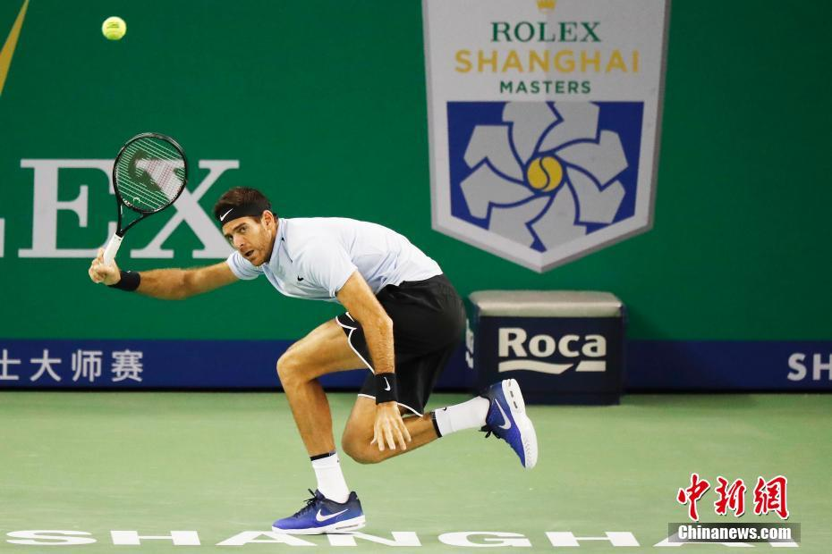 ATP1000网球大师赛上海站 亚历山大·兹维列