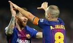 西甲:巴塞羅那勝馬拉加