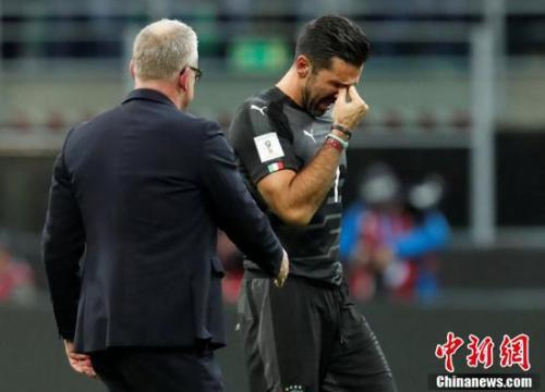 布馮退場,無緣自己的第六次世界盃之旅