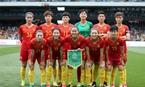 女足友誼賽:中國再負澳大利亞(組圖)