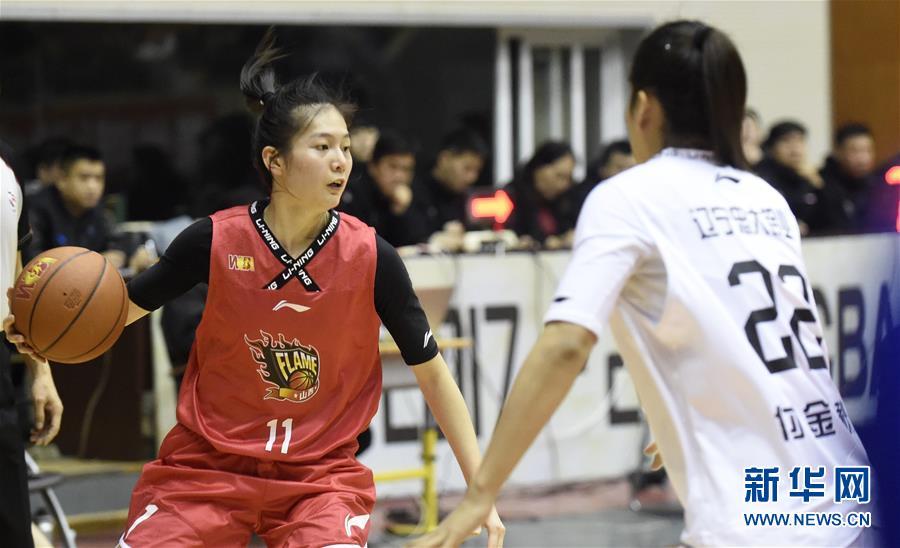 (體育)(1)籃球——WCBA聯賽:遼寧不敵山西