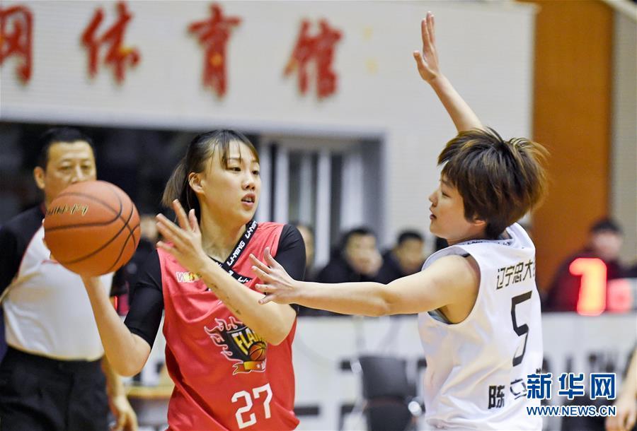 (體育)(3)籃球——WCBA聯賽:遼寧不敵山西