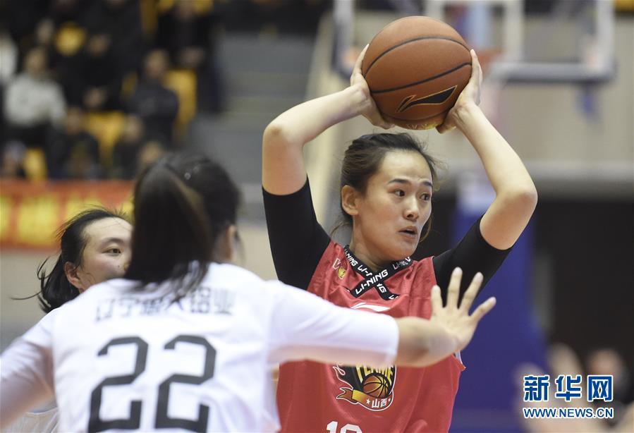 (體育)(4)籃球——WCBA聯賽:遼寧不敵山西