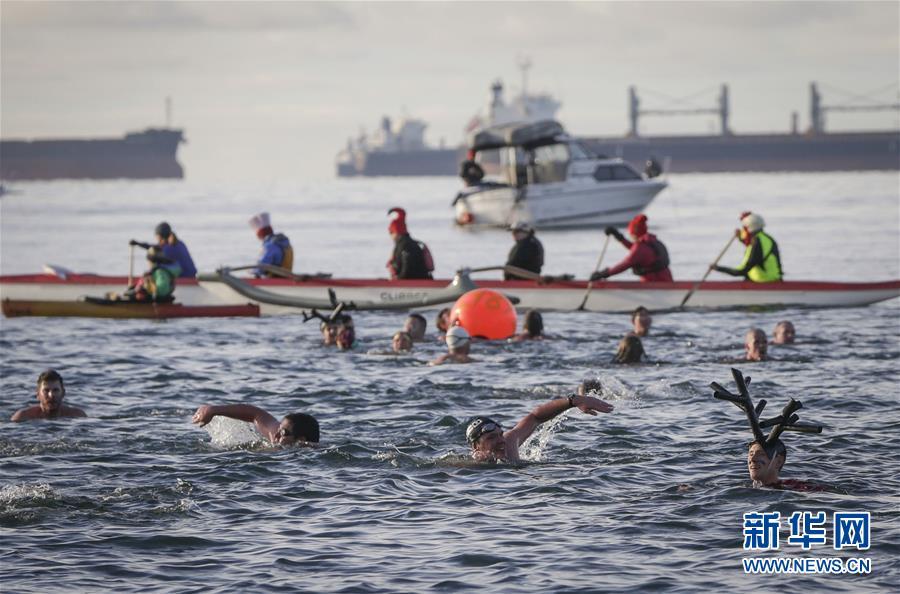 (國際)(4)冬泳迎新年
