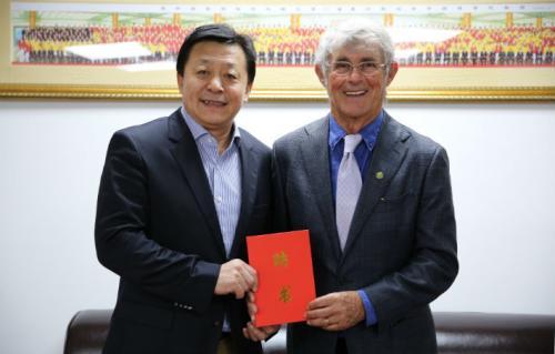 圖片來源:中國足球協會官網