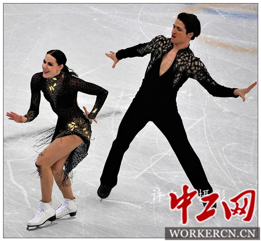 激情舞蹈--平昌冬奥会花样滑冰冰舞比赛(高清组