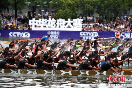 2019中华龙舟大赛将揭幕 首设1000米往返赛